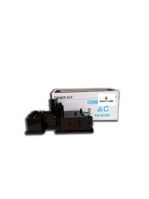 Cartucho de tóner KYOCERA TK-5230C Cian compatible