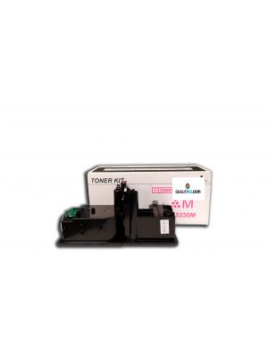 Compatible KYOCERA TK-5230M Magenta toner cartridge