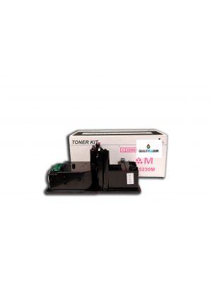 Cartucho de tóner KYOCERA TK-5230M Magenta compatible