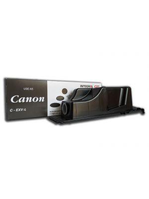 Tóner compatible negro EXV-4 para impresoras Canon IR 8500, IR 105, 7200, 8070