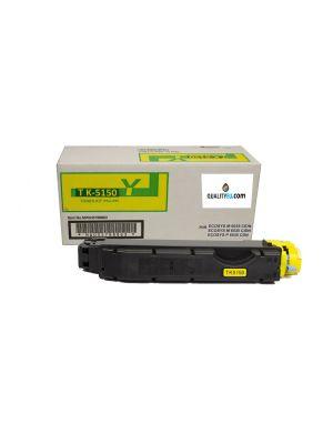 Tóner TK-5150Y Amarillo compatible con Kyocera M6035cidn / P6035cdn