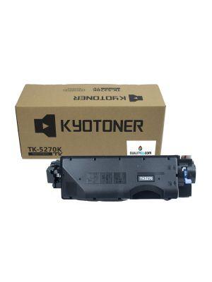 Tóner compatible TK-5270 K negro para KYOCERA