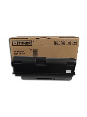 Tóner TK-320 Negro compatible con Kyocera FS3900