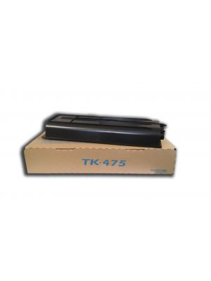 Tóner TK-475 Negro compatible con Kyocera FS-6525/6530