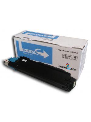 Tóner TK-5140C Cian compatible con Kyocera P-6130