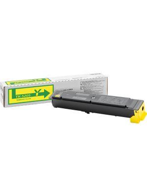 Tóner TK-5205Y Amarillo compatible con Kyocera TASKalfa 356ci