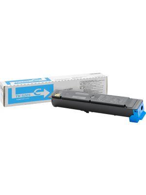 Tóner TK-5205C Cian compatible con Kyocera TASKalfa 356ci