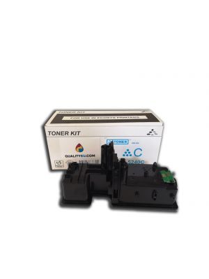 Compatible KYOCERA TK-5240 cyan toner cartridge