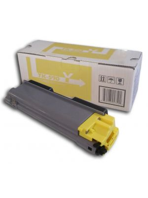 Tóner TK-590Y Amarillo compatible con Kyocera FS-C5250DN