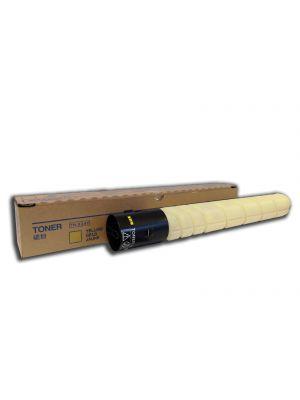 Tóner TN324Y Amarillo compatible con Minolta C258/308/368