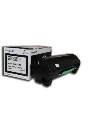 Cartucho de toner compatible TNP 44/46 Negro para Konica Minolta- DEVELOP