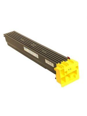 Tóner TN613Y Amarillo compatible con Minolta INEO +452/552/652