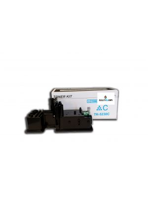 Compatible KYOCERA TK-5230C cyan toner cartridge