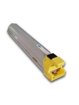Tóner CLT-Y809S Amarillo compatible con Samsung CLX-9201NA