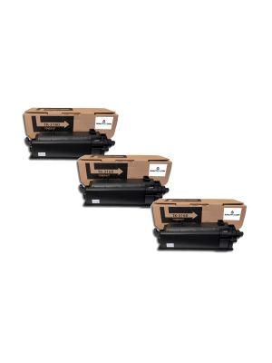 Tóner KYOCERA TK-3160 Negro Compatible | Pack de 2 unidades