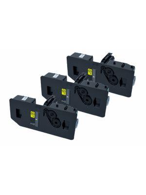 Cartucho de tóner KYOCERA TK-5240 Negro compatible | Pack de 2 unidades.