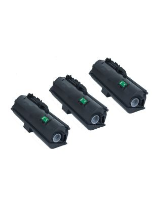 Compatible KYOCERA TK-1150 black toner Pack 3