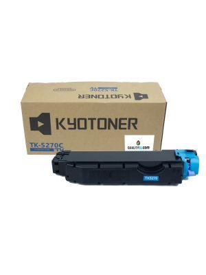 Tóner compatible TK-5270 negro para KYOCERA