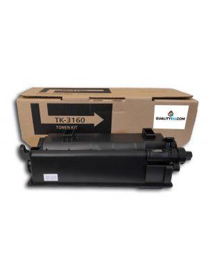Tóner KYOCERA TK-3160 Negro Compatible