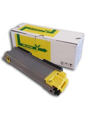 Tóner TK-5135Y Amarillo compatible con Kyocera TASKalfa 265/266ci