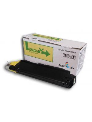 Tóner TK-5140Y Amarillo compatible con Kyocera P-6130