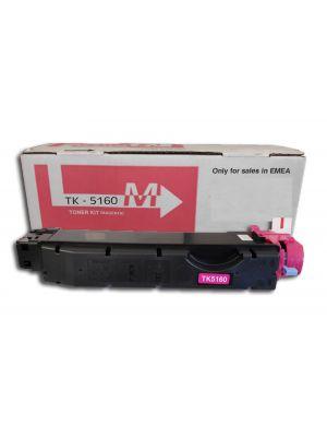 Tóner compatible magenta TK-5160M para Kyocera Ecosys P7040cdn