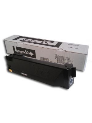 Tóner TK-5195K Negro compatible con Kyocera TASKalfa 306ci