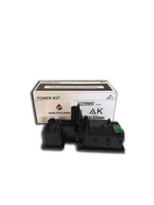 Compatible KYOCERA TK-5240 black toner cartridge