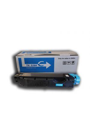 Cartucho de tóner compatible negro TK-5280 para KYOCERA