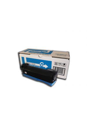 Tóner TK-560C Cian compatible con Kyocera FS-C5350DN