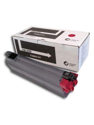 Tóner TK-570M Magenta compatible con Kyocera P-7035