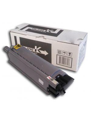 Tóner TK-590K Negro compatible con Kyocera FS-C5250DN