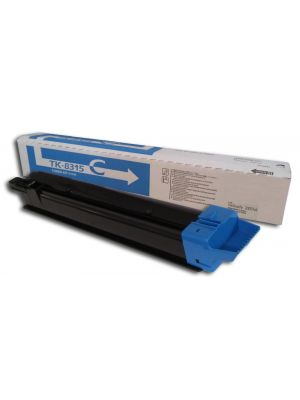 Tóner TK-8315C Cian compatible con Kyocera TASKalfa 2550ci