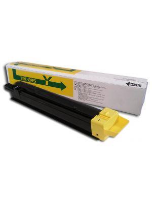 Tóner TK-895Y Amarillo compatible con Kyocera FS-C8520