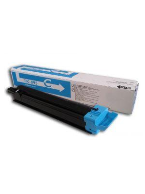 Tóner TK-895C Cian compatible con Kyocera FS-C8520
