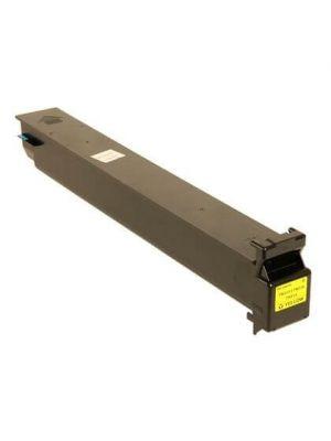 Tóner TN214Y Amarillo compatible con Minolta INEO C200
