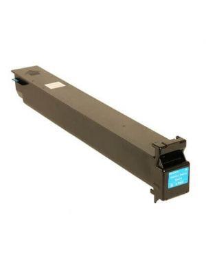 Tóner TN214C Cian compatible con Minolta INEO C200
