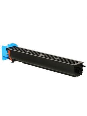 Compatible MINOLTA TN711C cyan toner