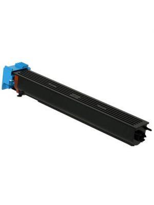 Cartucho de toner compatible TN 611C Cian para MINOLTA-DEVELOP bizhub 451/550/650