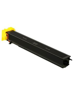 Compatible MINOLTA TN611Y yellow toner