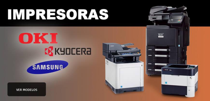 Impresoras y tóner compatible en Qualityeu